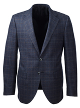 The Blue Heathfield Sport Coat