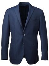 The Navy Wellington Sport Coat