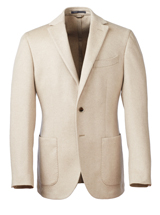 The Tan Ventnor Cashmere Sport Coat