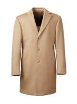 The Camel Wembly Overcoat